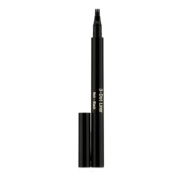 Clarins 3 Dot Liner - No. Black 0.7ml/0.023oz