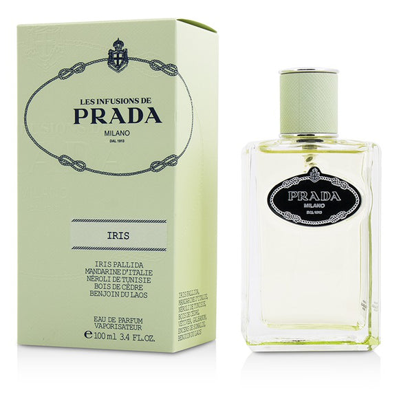 Prada Les Infusions De D'Iris Eau De Parfum Spray 100ml/3.4oz