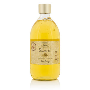 Sabon Shower Oil - Ginger Orange 500ml/17.59oz