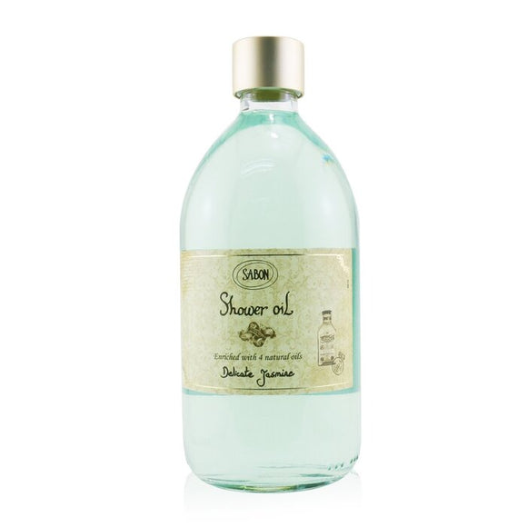 Sabon Shower Oil - Delicate Jasmine 500ml/17.59oz