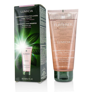 Rene Furterer Lumicia Illuminating Shine Shampoo (Frequent Use , All Hair Types) 200ml/6.7oz