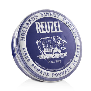 Reuzel Fiber Pomade (Firm, Pliable, Low Shine, Water Soluble) 340g/12oz