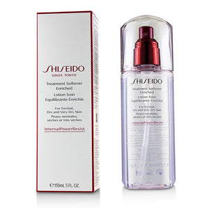 Shiseido Defend Beauty Treatment Softener Enriched 150ml/5oz