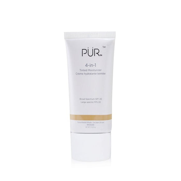 PUR (PurMinerals) 4 in 1 Tinted Moisturizer Broad Spectrum SPF 20 - No. Tan 50g/1.7oz
