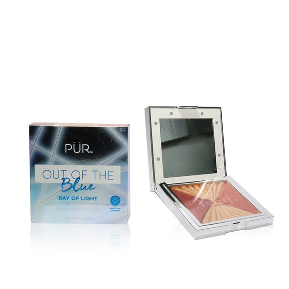 PUR (PurMinerals) Out Of The Blue Light Up Vanity Blush Palette - No. Ray of Light 5g/0.18oz