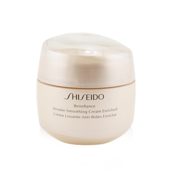 Shiseido Benefiance Wrinkle Smoothing Cream Enriched 75ml/2.6oz
