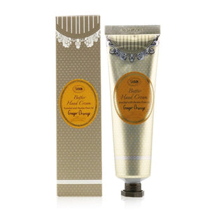 Sabon Butter Hand Cream - Ginger Orange 75ml/2.6oz