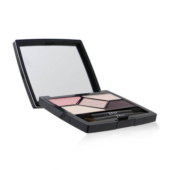 Christian Dior 5 Couleurs Designer All In One Professional Eye Palette - No. 818 Rosy Design 5.7g/0.2oz