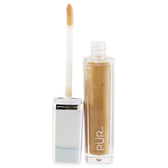 PUR (PurMinerals) Out Of The Blue Light Up High Shine Lip Gloss - No. Goals 8.5g/0.3oz