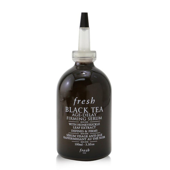 Fresh Black Tea Age-Delay Firming Serum 100ml/3.3oz