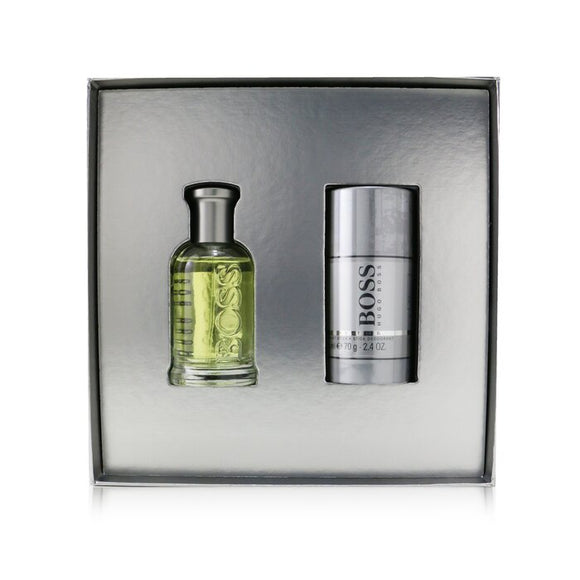 Hugo Boss Boss Bottled Coffret: Eau De Toilette Spray 50ml/1.6oz + Deodorant Stick 70g/2.4oz 2pcs
