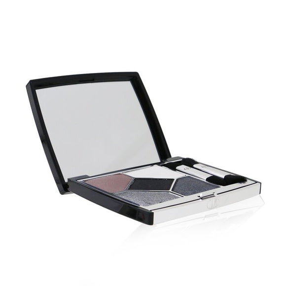 Christian Dior 5 Couleurs Couture Long Wear Creamy Powder Eyeshadow Palette - No. 079 Black Bow 7g/0.24oz