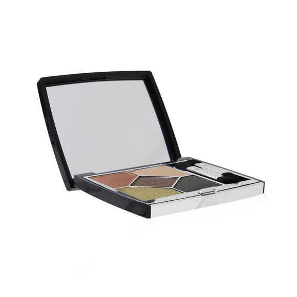 Christian Dior 5 Couleurs Couture Long Wear Creamy Powder Eyeshadow Palette - No. 579 Jungle 7g/0.24oz