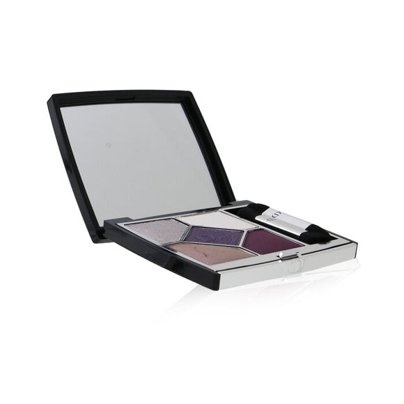 Christian Dior 5 Couleurs Couture Long Wear Creamy Powder Eyeshadow Palette - No. 159 Plum Tulle 7g/0.24oz