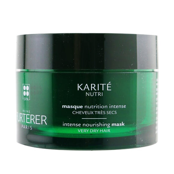 Rene Furterer Karite Nutri Nourishing Ritual Intense Nourishing Mask - Very Dry Hair (Box Slightly Damaged) 200ml/7oz