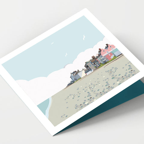 Aldeburgh and Beach Card