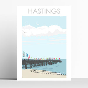 Hastings Pier Sussex