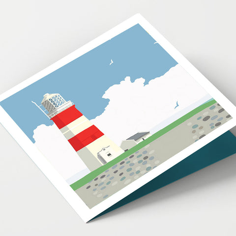 Orford Ness Lighthouse Suffolk  Card