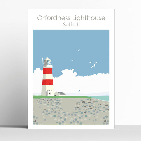 Orforness Lighthouse