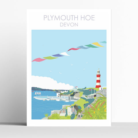 Plymouth Hoe Devon