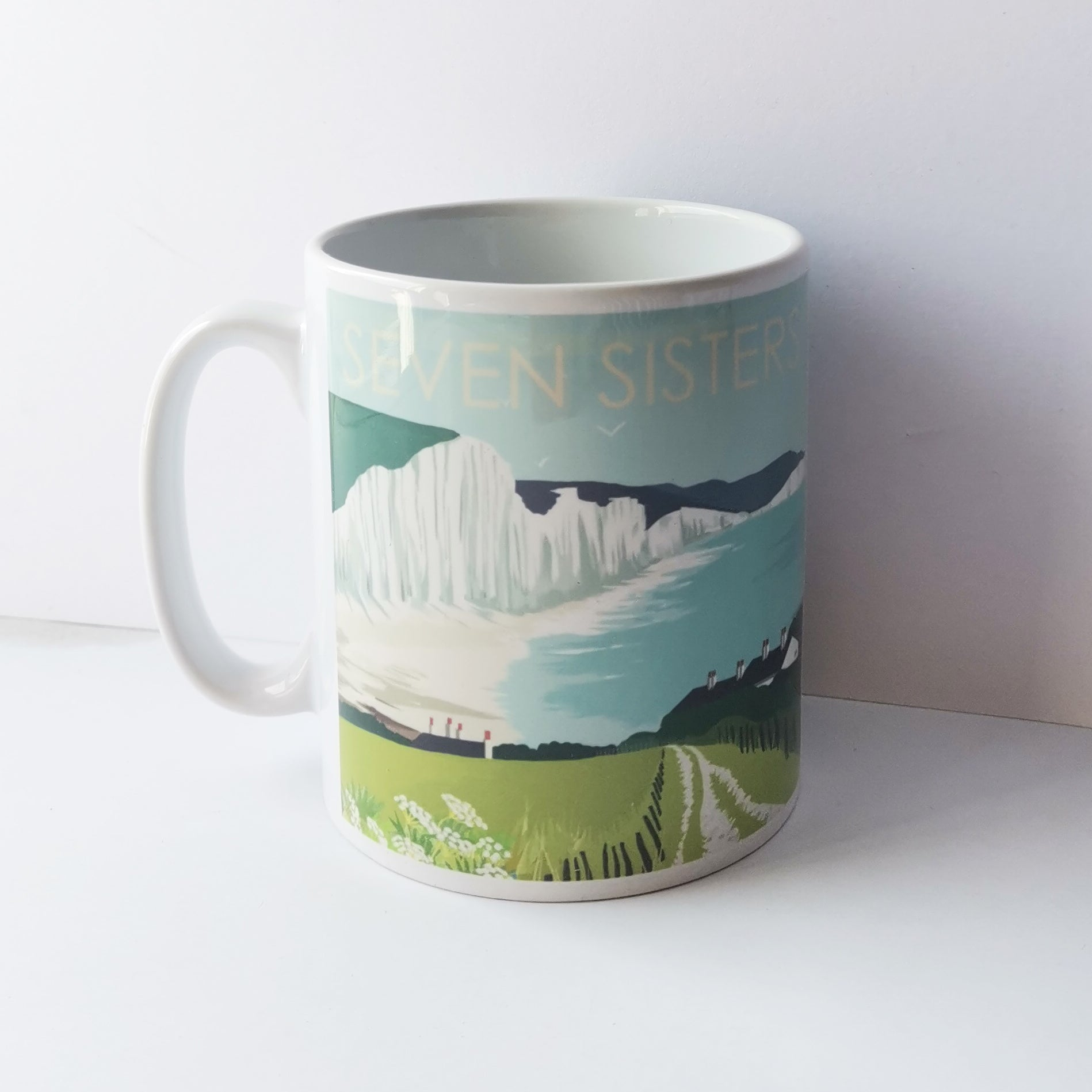 Seven Sisters Sussex Mug
