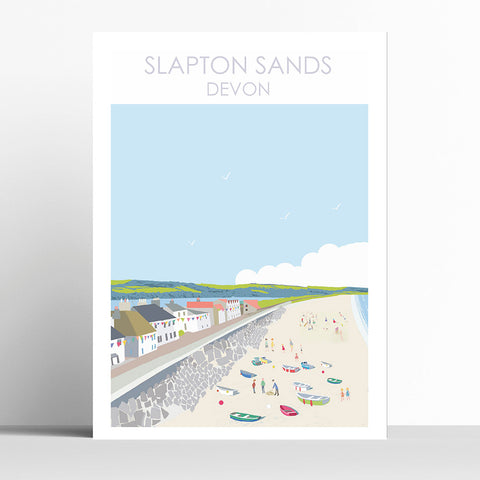 Slapton Sands Devon