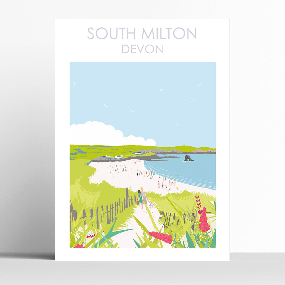 South Milton Devon