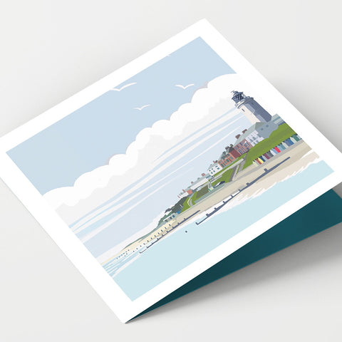 Southwold Lighthouse Suffolk  Card