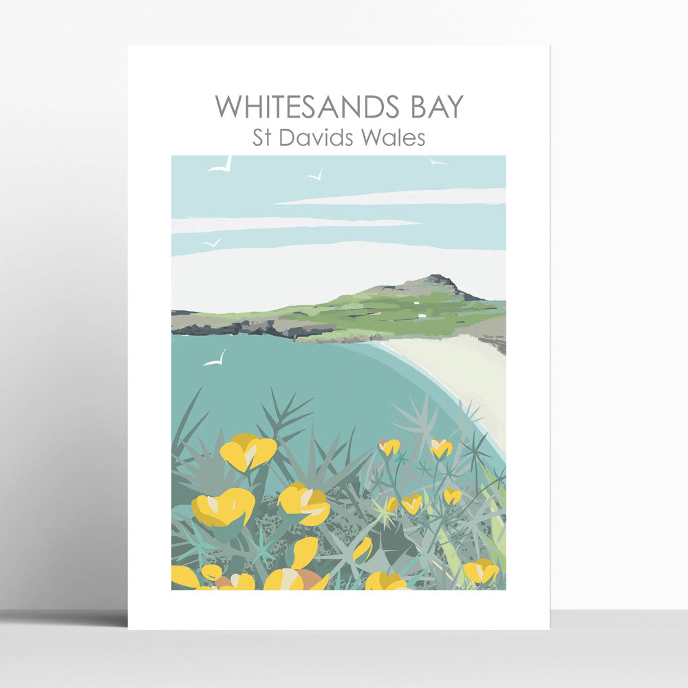 Whitesands Bay - St Davids, Wales