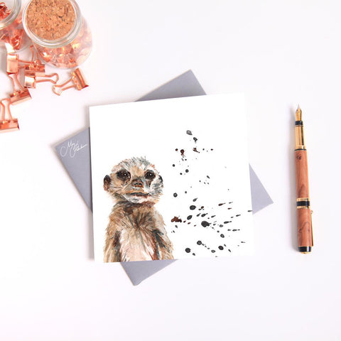 MEERKAT Watercolour