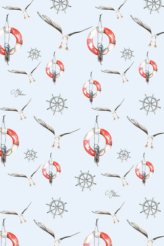 LUXURY WRAPPING PAPER BY MEG HAWKINS