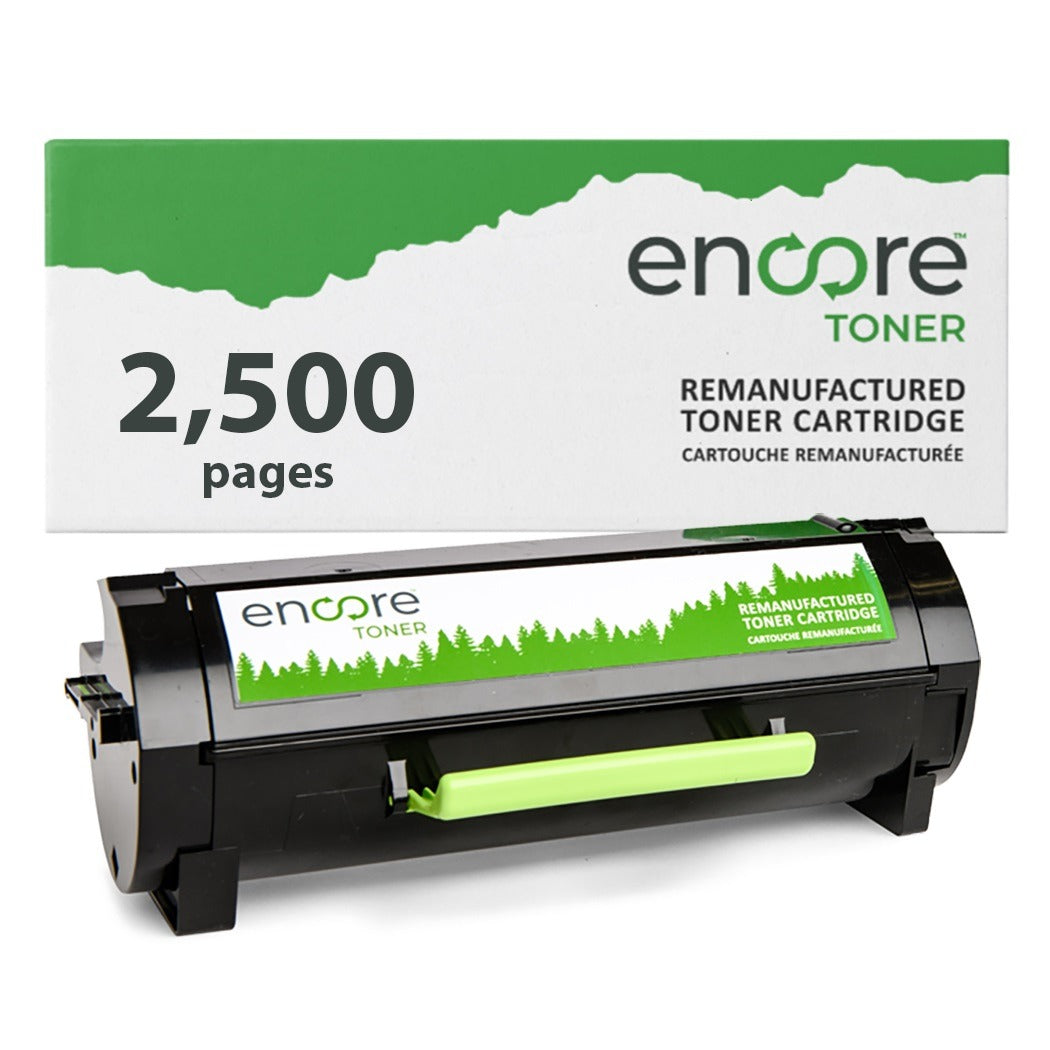 Lexmark 51B1000 Remanufactured Toner Cartridge