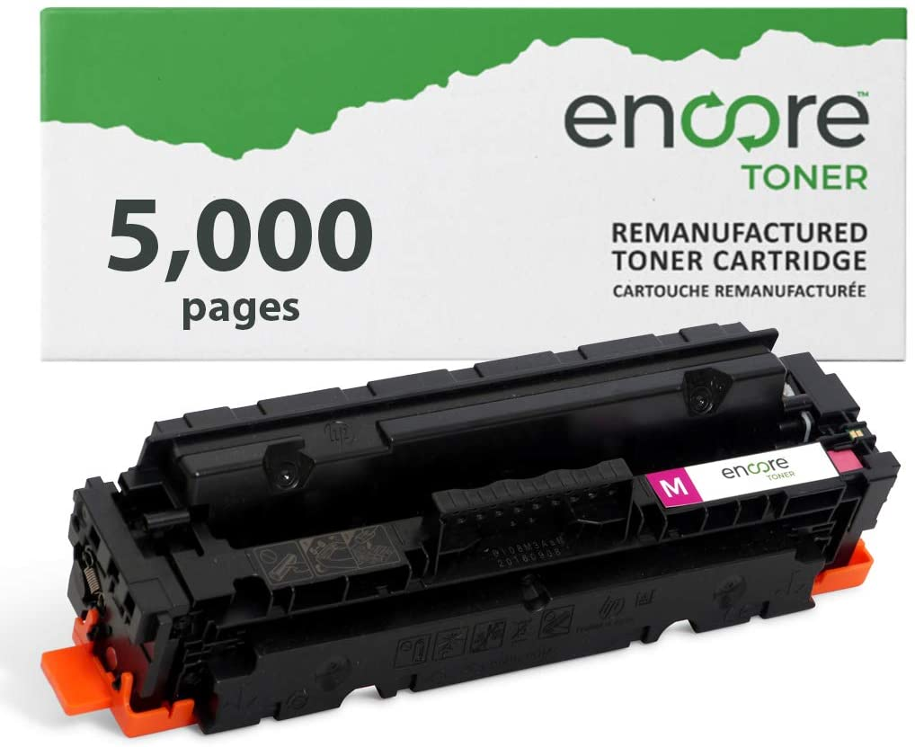 HP 410X Magenta High Yield Remanufactured Toner Cartridge