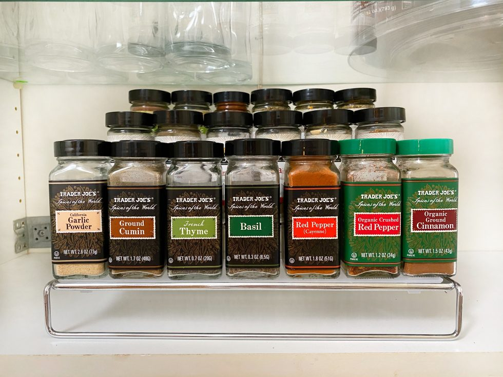 Ways to Organize Your Spices | thetidyspot.com