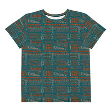 Load image into Gallery viewer, Kids & Youth Our Father Prayer Shirt