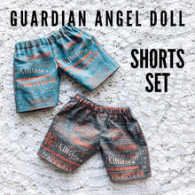 Load image into Gallery viewer, Short Set for Guardian Angel Doll