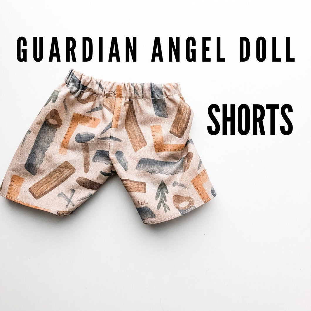 Shorts for Guardian Angel Doll