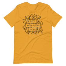 Load image into Gallery viewer, Our Life Our Sweetness And Our Hope Marian Design T-Shirt