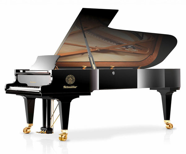 RITMÜLLER PIANOS   The Ultimate Expression of German Piano Heritage