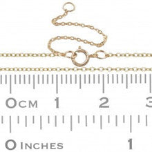 Load image into Gallery viewer, Tiny Birthstone Bar Necklace