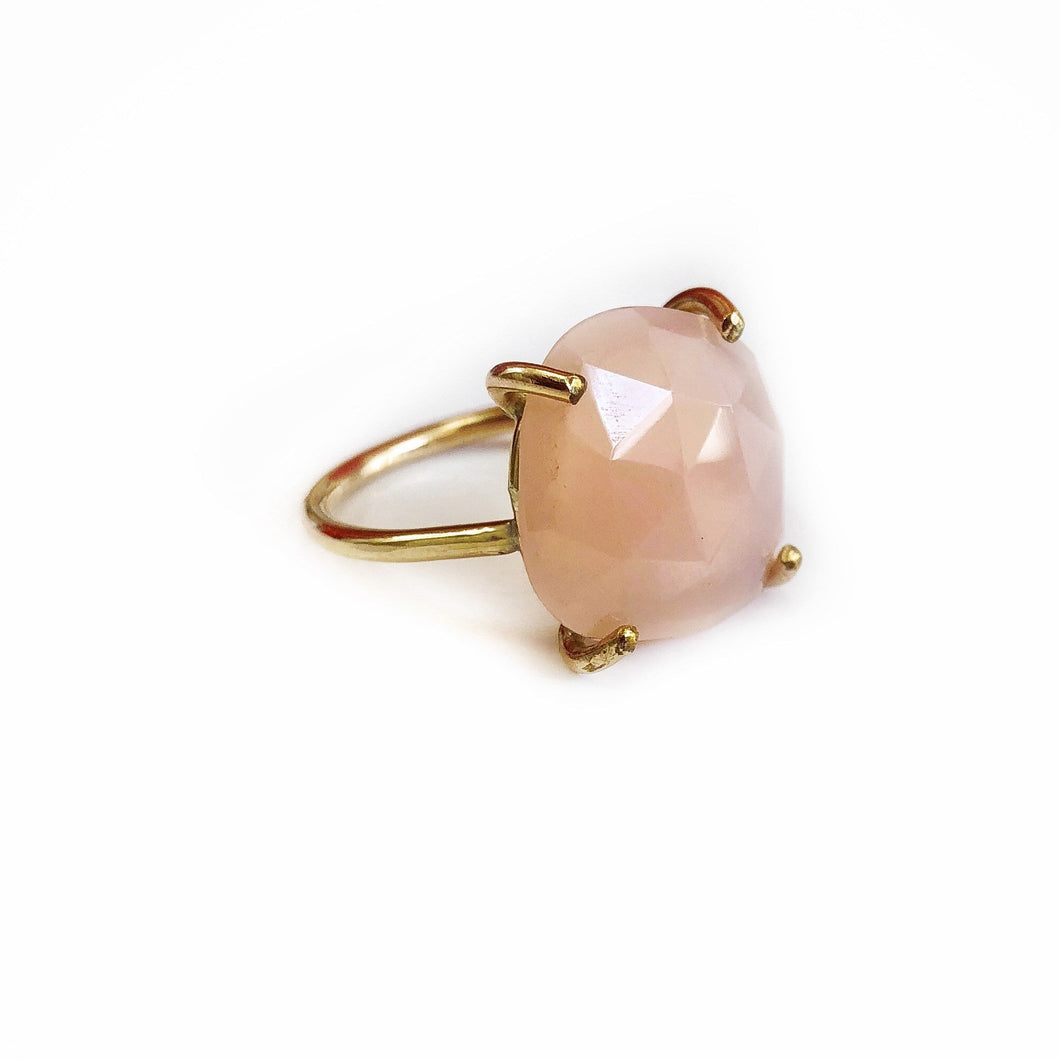 Rose Cut Statement Ring