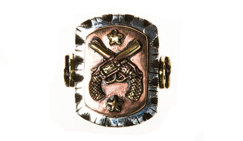 Mexican Cowboy Ring