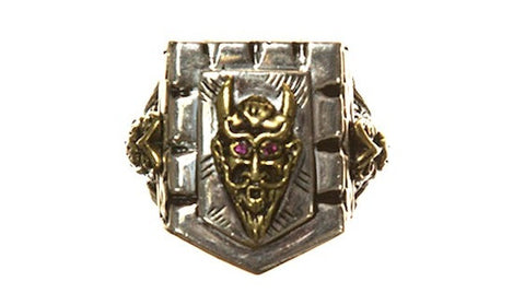 Mexican Diablo Ring