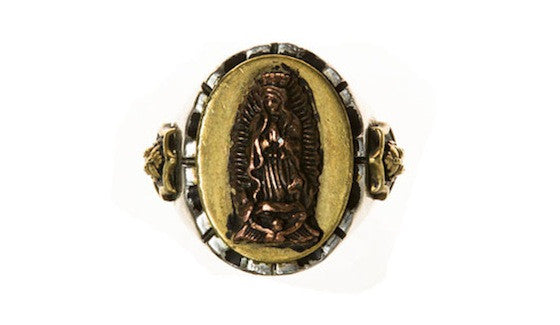 Lady Guadalupe Ring