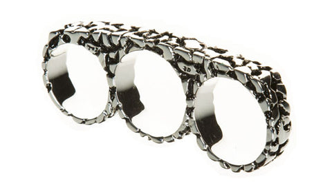 Knuckleduster Ring