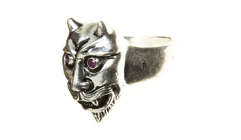 Cheeky Devil Ring
