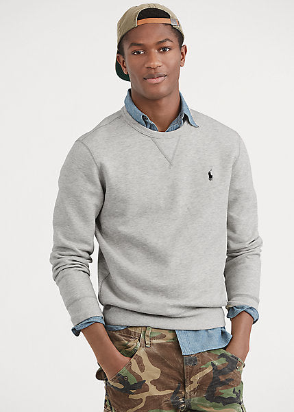Felpa POLO RALPH LAUREN 020 710675313 Heather