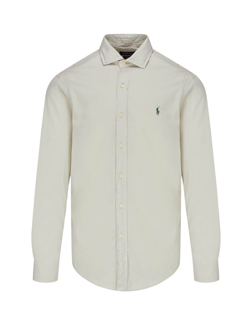 Camicia POLO RALPH LAUREN 004 710818770 Dove grey