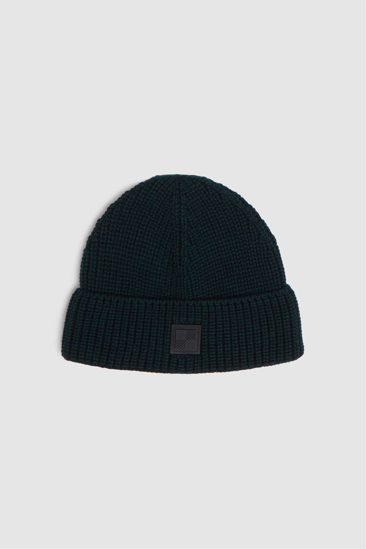 Cappello WOOLRICH 6518 WOAC0072 Dark Holly green
