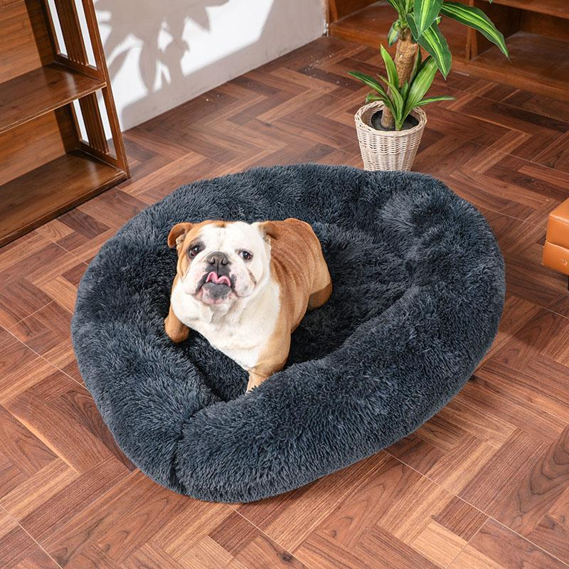 【Last Day Promotion, 58% OFF】Comfy Calming Dog/Cat Bed